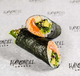 Handroll Sushi Helsingborg matfotograf | food photography Kristian Adolfsson<br>Lat: 56.046408N, Long: 12.695522E Copyright © Kristian Adolfsson / www.adolfsson.photo